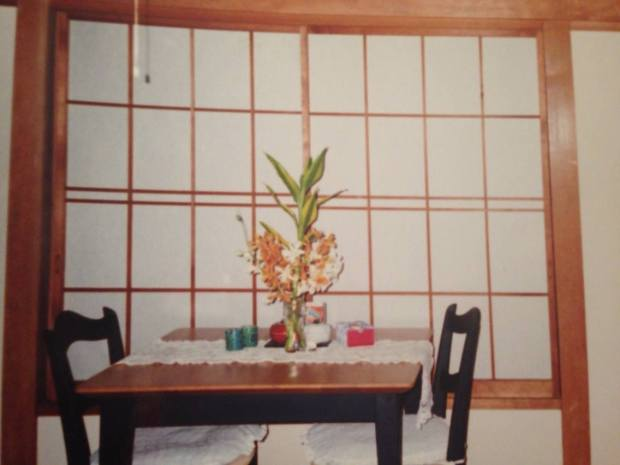 our first apartment in Jiyugaoka