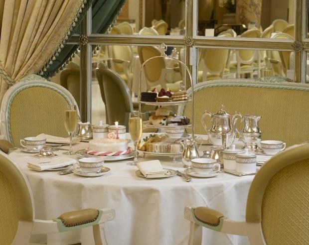 afternoon tea Ritz