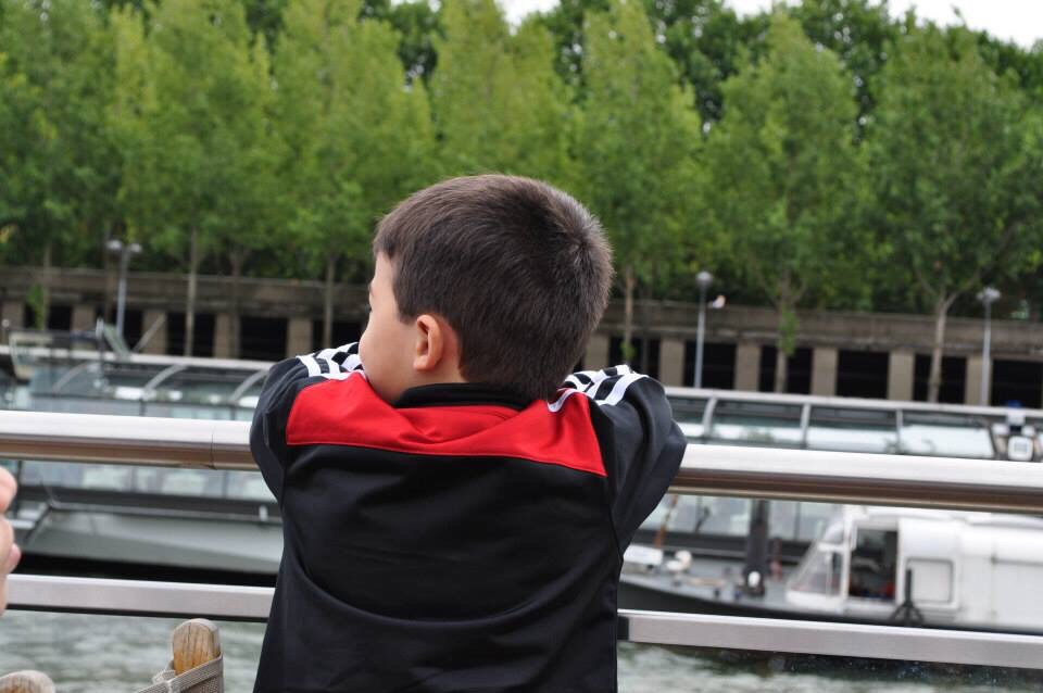 Travel from a child's point of view