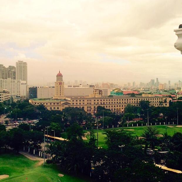 skyscraper manila