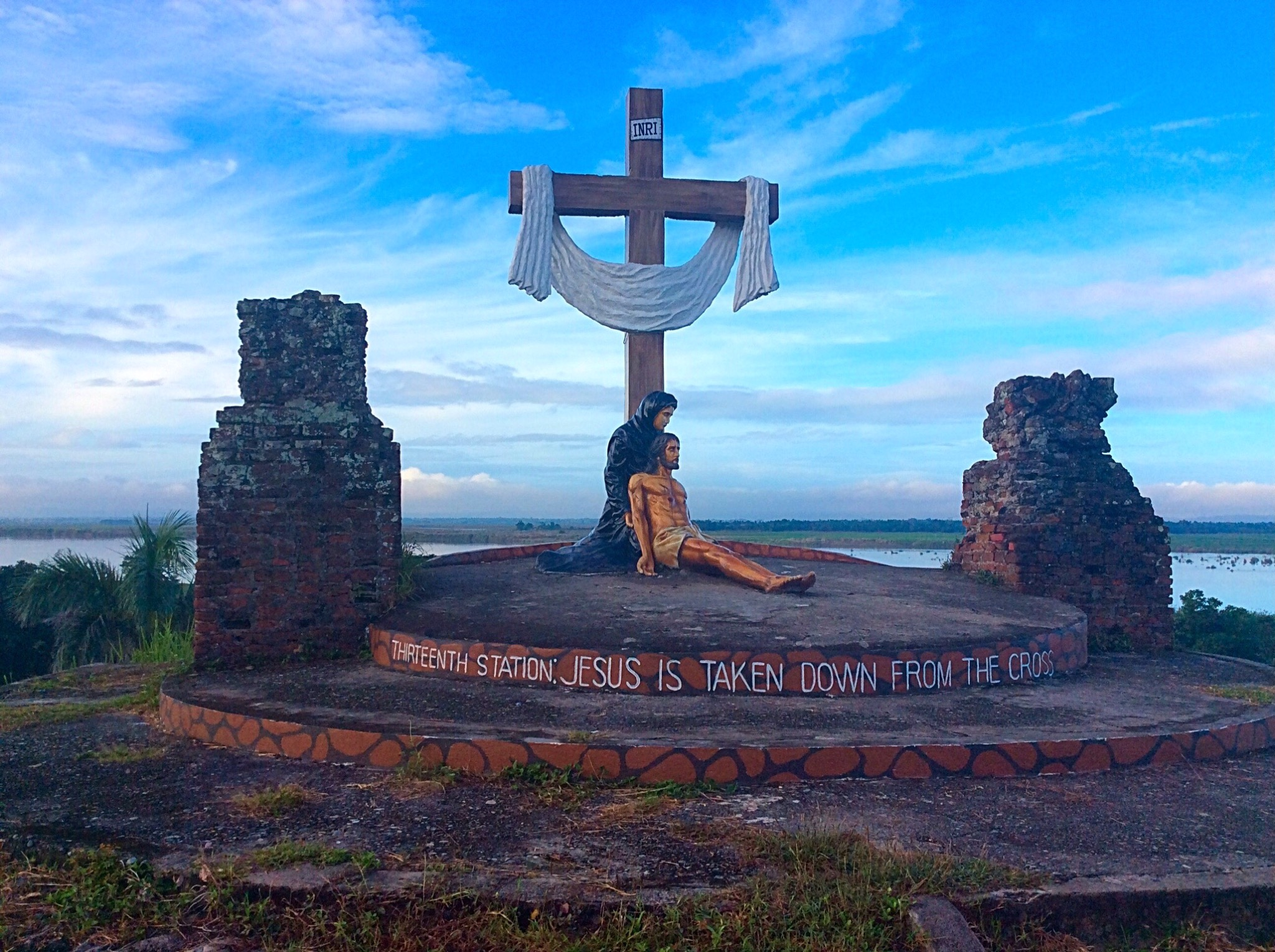 Miracles At Our Lady Of Piat And Stations Of The Cross At