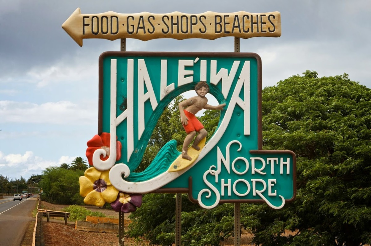North Shore, Part 2: The historic town of Hale'iwa